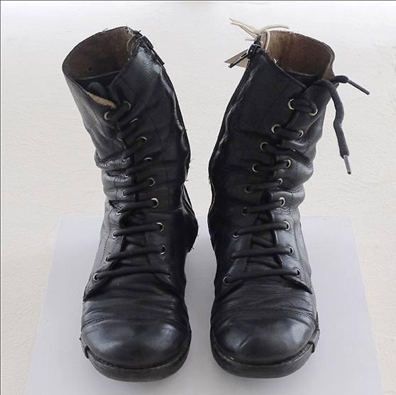 el zapato como elemento de consumo